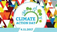 Climate Action Day 2017 logo