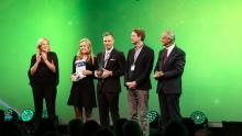 Ii town was awarded in Brussels