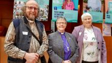 Chair of Eco-congr Church of Scotland
