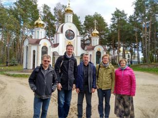 European church projects - Belarus